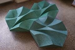 2018-06-FL-191856 (acme london) Tags: acme concrete facade greenconcrete hexagon pigmentedconcrete polished polishedconcrete precastconcrete rewe