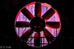 Ventilatoren im Landschaftspark Duisburgjpg (cf771) Tags: deutschland duisburg lapadu landschaftsparkduisburg nordrheinwestfalen pentaxusertreffen kühlung ventilator ventilatoren industrie