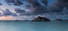 Morlaix bay (lavignassey) Tags: bretagne carantec louët panorama phare brittany france island ile lighthouse morlaix baie bay
