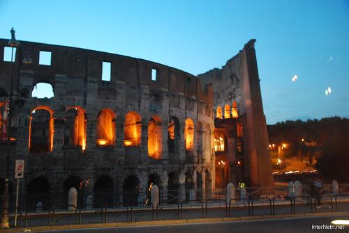 Нічний Рим, Італія InterNetri Italy 105