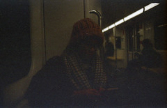 We're night and day (gianlucazonza) Tags: gianlucazonza 35mm photography picture analog analogue analogic kodak kodakgold canon canonae1 canoncamera negative roll scan metro night milano winter 2017 art concept composition light lights photofotheday ifyouleave organiconcrete ishoot shoot