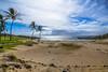 Sands of Anakena / Пески Анакены (Vladimir Zhdanov) Tags: travel chile polynesia rapanui easterisland landscape anakena nature ocean water wave sky cloud sand beach grass tree people bay