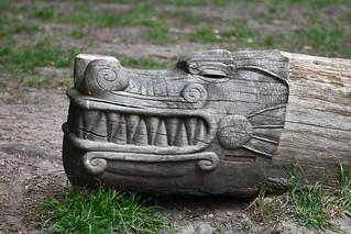 Dragon Head (Bois de Vincennes)