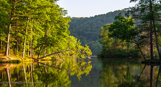 Evening Light - Hungry Mother State Park, Marion, VA