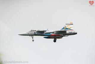 Czech Air Force JAS-39 *100 years Czech Air Force*