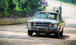 1968 Dodge Dart GT.