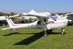G-KEVH (GH@BHD) Tags: gkevh avtech jabiru ul450 avtechjabiru jabiruul450 pophammicrolighttradefair2018 pophamairfield popham microlight aircraft aviation