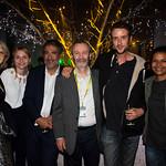 Soirée d'ouverture Fondation Gan pour le Cinéma/Opening party: au centre/in the centre Patrick Eveno, directeur de CITIA/CEO thumbnail