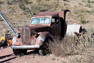 1937 Ford Flatbed Truck