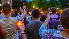 2018.06.12 A Candlelight Vigil to Remember Pulse, Washington, DC USA 03799