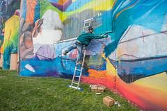 Cn6 (Takk Heima Fotografia) Tags: cn6 canon chile rancagua fotografia street outdoor rap painting art