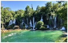 Fall (aiva.) Tags: bosnia kravice waterfall bosna naturepark