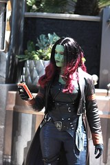 Gamora (tomorrowlandrew) Tags: guardiansofthegalaxy guardiansofthegalaxyawesomedanceoff gamora