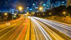 2018 sydney (autrant) Tags: sydney sydneyharbourbridge vividsydney light longexposure city night 悉尼 夜景 灯光