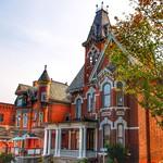 Brockville Ontario - Canada - Watkins F. Nisbet House, 1878  - Victorian Architecture thumbnail