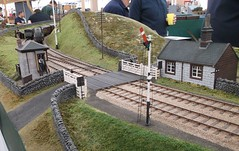 Scout Green Crossing (Phil_Parker) Tags: modelrailway train