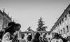 Observadores (miscelaneoux) Tags: 2017 agosto salamanca universidad universidadsalamanca blackandwhite blackwhite ranasalamanca spain miscelaneoux city streetart streetphotography urbanphoto