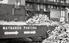 Maynards Parking (tyson_laidler) Tags: acros 100 fujifilm black white monochrome vancouver bc