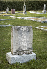 2018-02-09_14-03-12 Old Stone (canavart) Tags: rossbaycemetery rossbay cemetery victoria britishcolumbia bc vancouverisland headstone grave