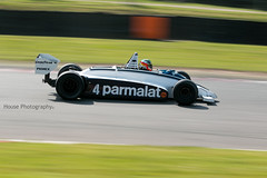 * Brabham BT49 (2) ({House} Photography) Tags: fia masters historic formula one championship f1 classic brands hatch uk kent fawkham race racing motor sport motorsport canon 70d housephotography timothyhouse car automotive photography brabham bt49 1980 panning 70200 f4
