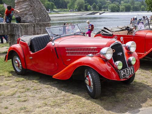1936 Škoda Popular Monte Carlo roadster - a photo on Flickriver