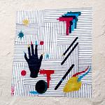 Pasted paper by KKen92 [Lyon, France] thumbnail