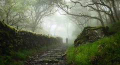 The old ways - Croesor - Snowdonia - Wales (Nick Livesey Mountain Images) Tags: