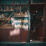 Woodworker's shop, Istanbul thumbnail