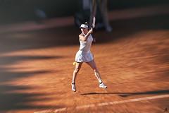 Simona! (Alessandro Giorgi Art Photography) Tags: internazionali bnl tennis roma italia italy simonhalep shot forehand sport simonahalep