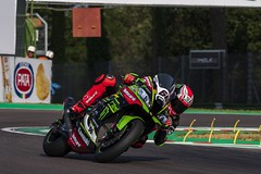 "WSBK Imola 2018 • <a style=""font-size:0.8em;"" href=""http://www.flickr.com/photos/144994865@N06/41645144004/"" target=""_blank"">View on Flickr</a>"