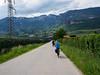 Etschradweg  - 30 (mohnblume2013) Tags: berge itlaien südtirol etschradweg weinberge