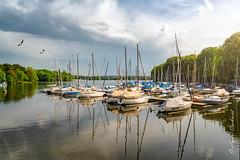 Haltern am See-2 (Andre's fotocarrousel) Tags: europa germany deutschland duitsland allemagne halternamseed boot bateau