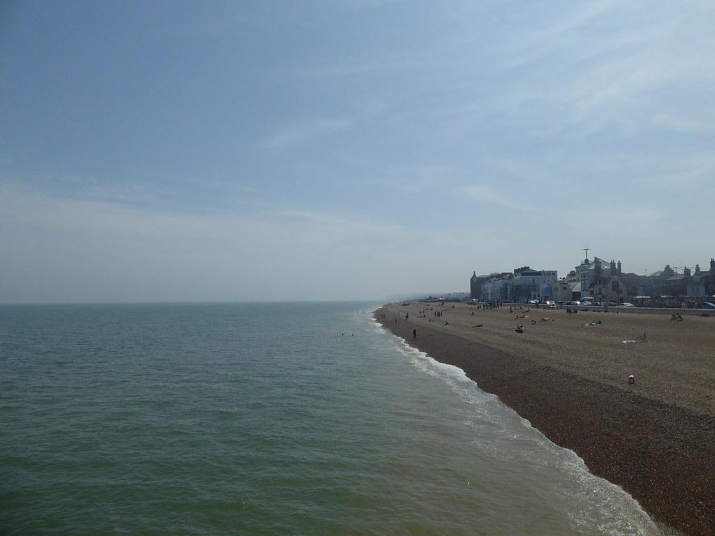 The Saxon Shore Way (Deal to Kingsdown)