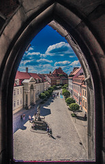 Wroclaw (Vagelis Pikoulas) Tags: wroclaw poland europe travel window architecture cathedral church view landscape city cityscape urban canon 6d tokina 1628mm lightroom may spring 2018 holidays