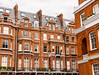 Facade of opulent  British Victorian Edwardian terraced flat in red bricks in Chelsea, London. (propertyrenovationlondon) Tags: agent apartments architecture brexit bricks british bubble building central chelsea cost cosy crisis edwardian empty england english estate exterior facade flat georgian home homes house houses kensington knightsbridge let london luxury price properties property real red rent residential rich row sale share style super terrace terraced uk victorian white unitedkingdomofgreatbritainandnorthernireland