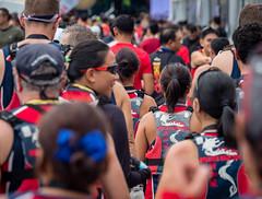 (tallphil) Tags: dragonboat singapore 2018 dbsmarinaregatta