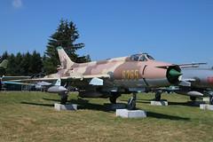 Sukhoi SU-20R Polish Air Force 6265 (NTG842) Tags: deblin poland tuesday muzeum sil powietrznych or the museum air force sukhoi su20r polish 6265