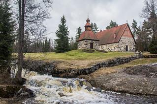 Aitolahden vanha kirkko
