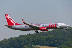 G-JZBN Boeing 737-800 (Michał Stolarski) Tags: gjzbn poland polska kraków balice lotnisko airport jet boeing 737800 jet2