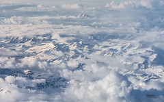 The Alps (Rainfire Photography) Tags: italy dolomites mountains clouds sky flight plane rainfirephotography nikon d7200 vacation trip summer vaycay view beautiful