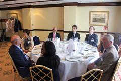 07-06-2018 Exclusive Luncheon with Secretary of State Pieter De Crem - DSC08974