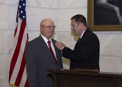 6-5-18 Donald Ragland Swearing In (Arkansas Secretary of State) Tags: 6518 donald ragland swearing in house representatives chief justice dan kemp