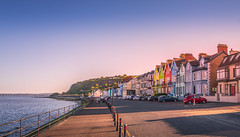 Whitehead seafront (Dhina A) Tags: sony a7rii ilce7rm2 a7r2 a7r fe 24105mm f4 sonyfe24105mmf4 zoom lens bokeh sharp whitehead seafront sea water town