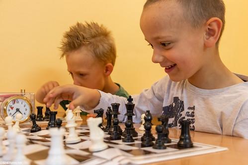 VIII Szachowe Mistrzostwa Społecznego Przedszkola Akademia Przedszkolaka-5
