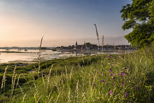 Summer in Bosham harbour