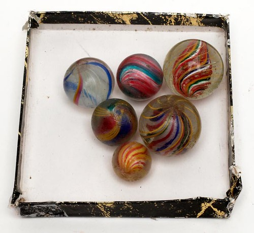 Onion Skin and Swirl Marbles ($72.80)