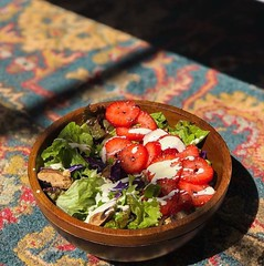 (Flavor my Kitchen) Tags: vegan vegano vegans veggie salad strawberry veganfood watermelon bowl usa new love fashion food healthy healthyfood