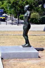 TORS DE L'ESTIU (1911), d'Arístide Maillol (Yeagov_Cat) Tags: 2018 barcelona catalunya 1911 arístidemaillol miradordelpalaunacional montjuïc nufemení torsdelestiu