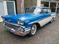 Chevrolet Bel Air Sport Coupé 1958 (144308268) (Le Photiste) Tags: clay chevroletdivisionofgeneralmotorsllcdetroitusa chevroletbelairsportcoupé cc 1958 chevroletbelairv8series1800model1839sportcoupéfisherbody americanluxurycar twotonecar simplyblue oddvehicle oddtransport rarevehicle de7423 sidecode1 jourefryslân fryslânthenetherlands thenetherlands afeastformyeyes aphotographersview autofocus artisticimpressions alltypesoftransport anticando blinkagain beautifulcapture bestpeople'schoice bloodsweatandgear gearheads creativeimpuls cazadoresdeimágenes carscarscars motorolamotog cellography digifotopro damncoolphotographers digitalcreations django'smaster friendsforever finegold fandevoitures fairplay greatphotographers peacetookovermyheart hairygitselite ineffable infinitexposure interesting iqimagequality inmyeyes livingwithmultiplesclerosisms lovelyflickr mastersofcreativephotography myfriendspictures niceasitgets photographers prophoto photographicworld planetearthtransport planetearthbackintheday photomix soe simplysuperb slowride saariysqualitypictures showcaseimages simplythebest thebestshot thepitstopshop themachines transportofallkinds theredgroup thelooklevel1red yourbestoftoday wheelsanythingthatrolls wow