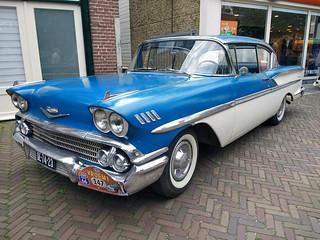 Chevrolet Bel Air Sport Coupé 1958 (144308268)